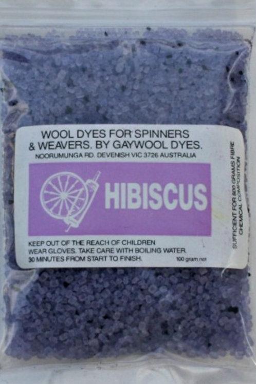 Gaywool Original Dyes - Hibiscus 100 g