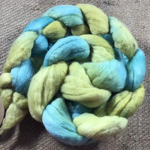 #215 steam dyed merino roving 100 g
