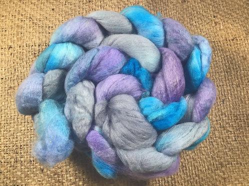 #346 steam dyed merino 100 g