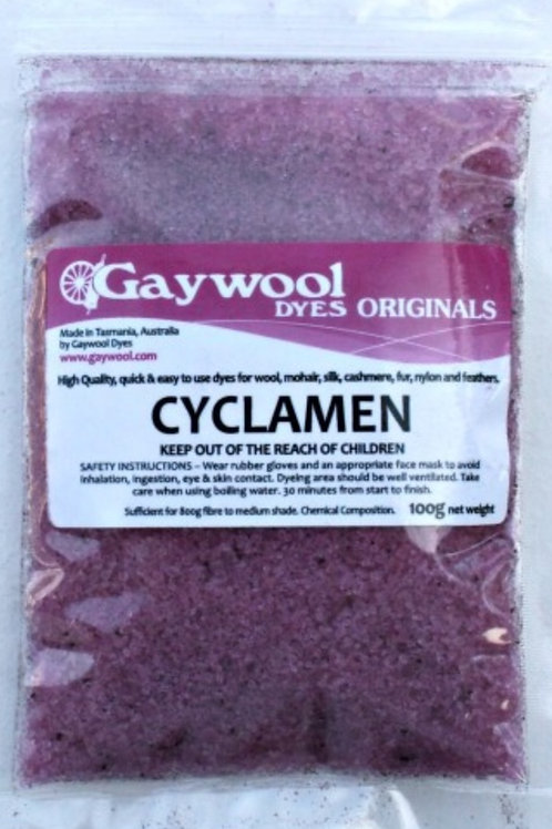 Gaywool Original Dyes - Cyclamen 100 g