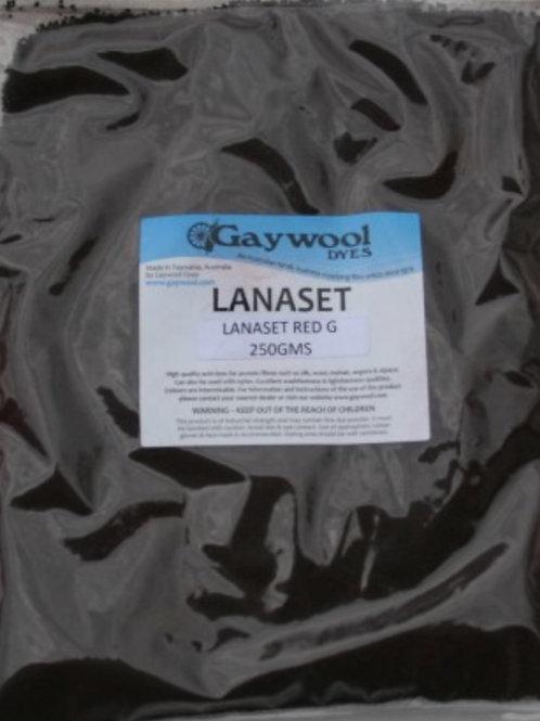 Gaywool Lanaset dye Red 2G 100 g