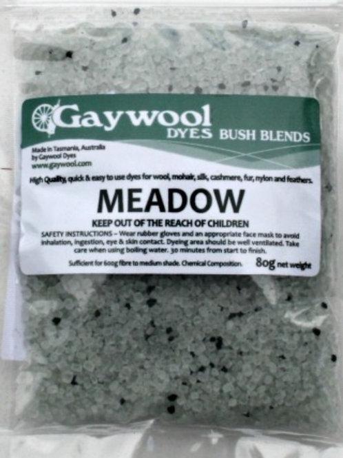Gaywool Bush Blends - Meadow 80 grams