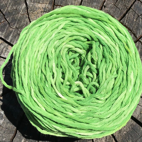 Iced Lime Cotton 8 ply 50 g