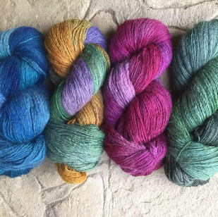 Coloured Wool Online Store