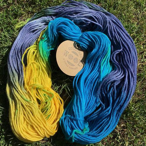 Macaw Merino 8 ply yarn