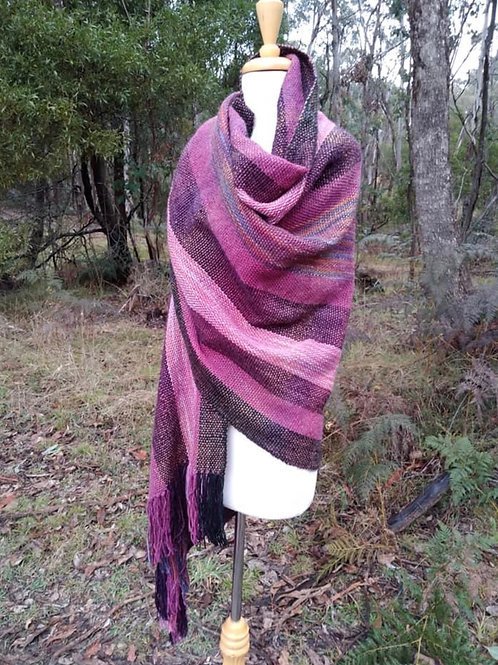 Handwoven extra large body wrap