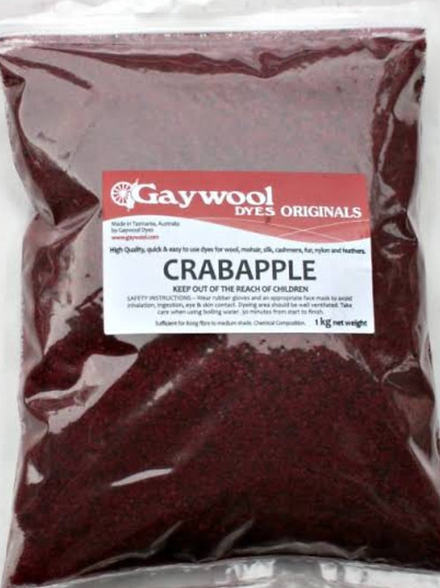 Gaywool Original dyes - Crabapple 100 g