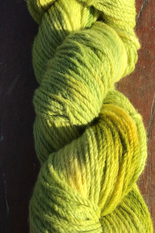 Kermits dream Polwarth 8ply 100grams
