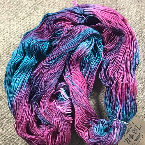 Monet's palette sock yarn 4 ply