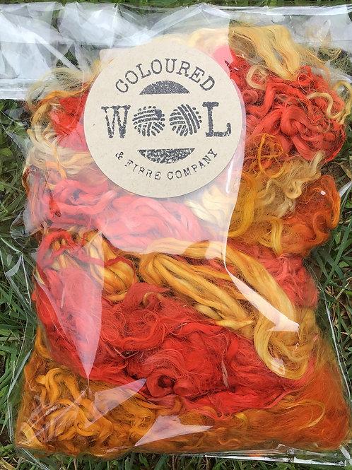 Oranges Suri fibre bags 100 g