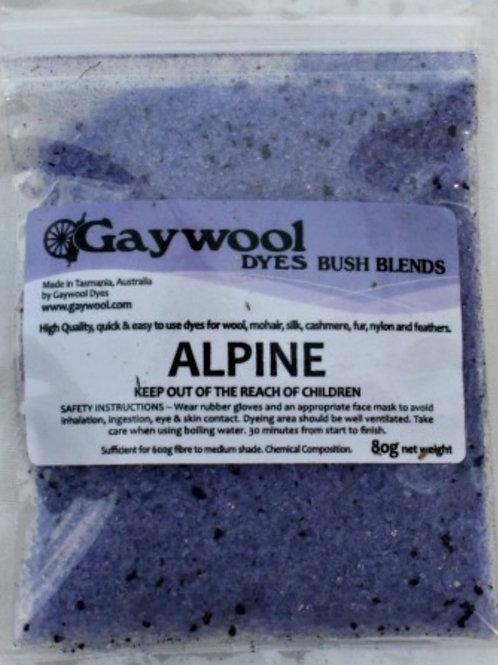 Gaywool Bush Blends Dyes - Alpine 80 g