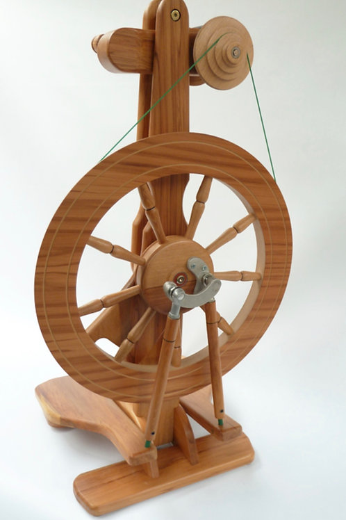 Majacraft Rose spinning wheel