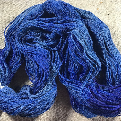 Bluebottle 4 ply Merino and Corriedale blend 100g
