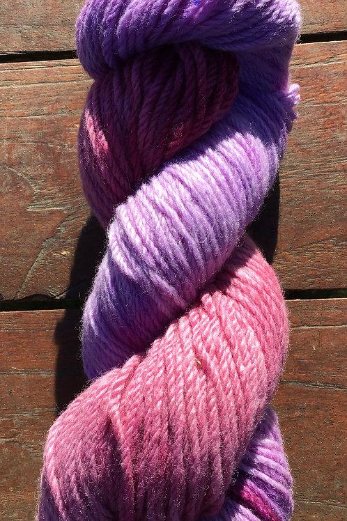 Berrylicious 8ply Polwarth yarn 100grams