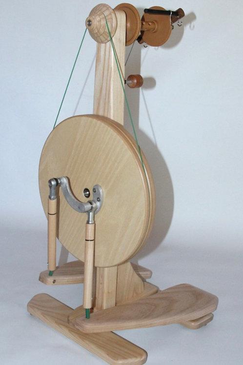 Majacraft Pioneer x spinning wheel