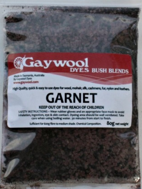 Gaywool Bush Blends - Garnet 80 grams