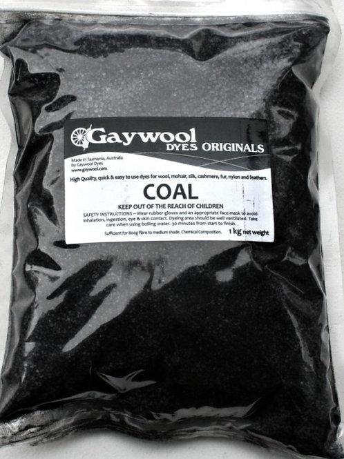 Gaywool Original Dye -Coal 100 grams