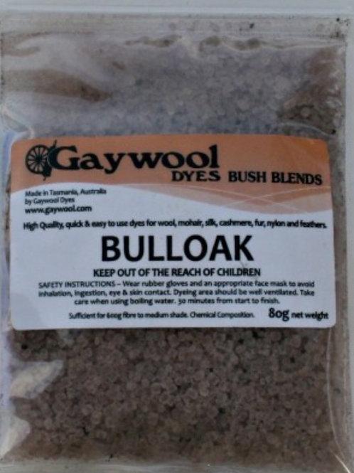 Gaywool Bush Blends -Bulloak 80 grams