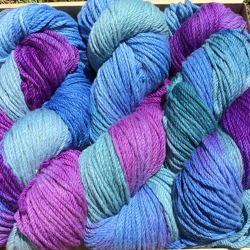 Summer garden Polwarth gift pack
