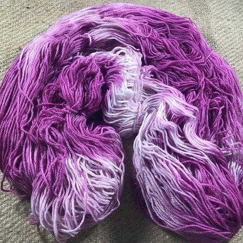 Raspberry ripple 4 ply sock yarn28