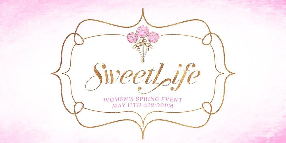 Women's Spring Event