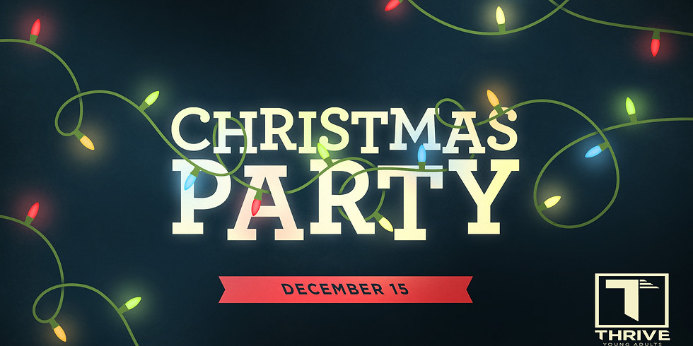 Thrive Christmas Party