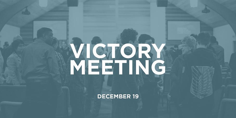 Victory Meeting
