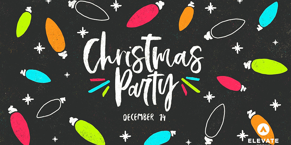 Teen's Christmas Party