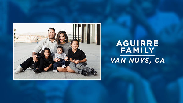 For The World - Aguirre Family - Updated