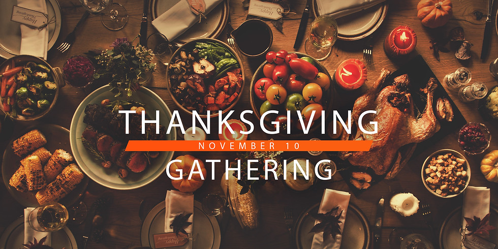 Thanksgiving Sunday Gathering (Potluck)