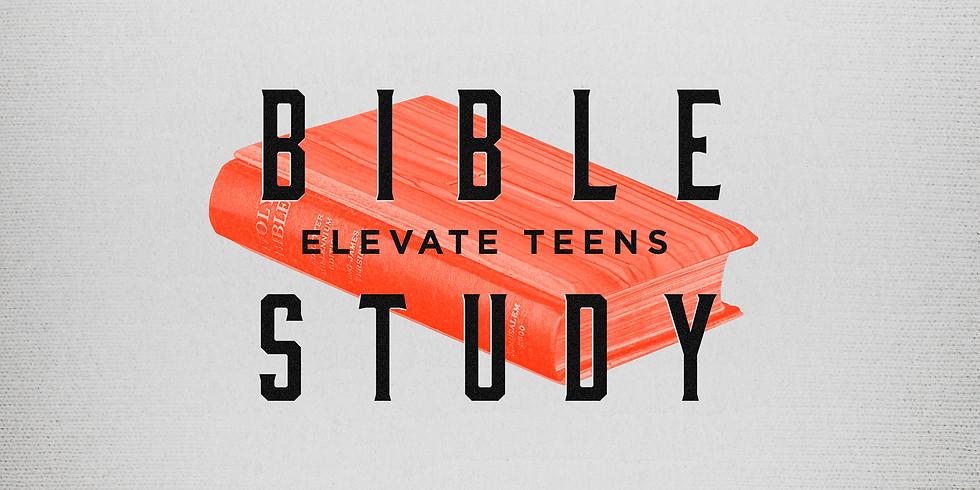Elevate Teen Bible Study