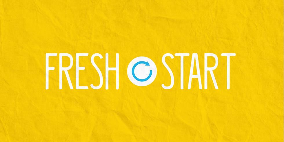 Fresh Start Sunday