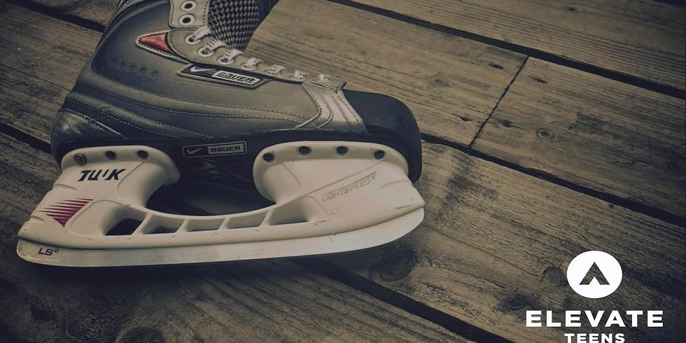 Elevate Teens Ice Skating