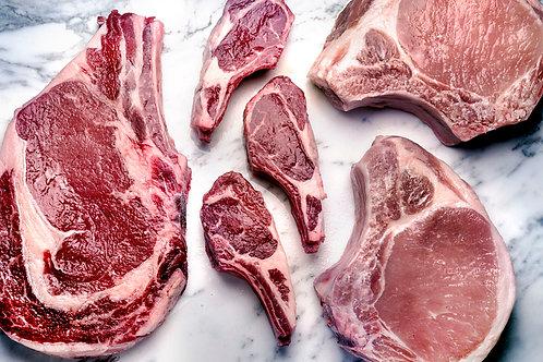 Pork & Beef