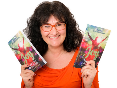 The Art of Joy - guest blog by Asya Barskaya-Lebed