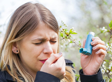 Coping with allergies and asthma