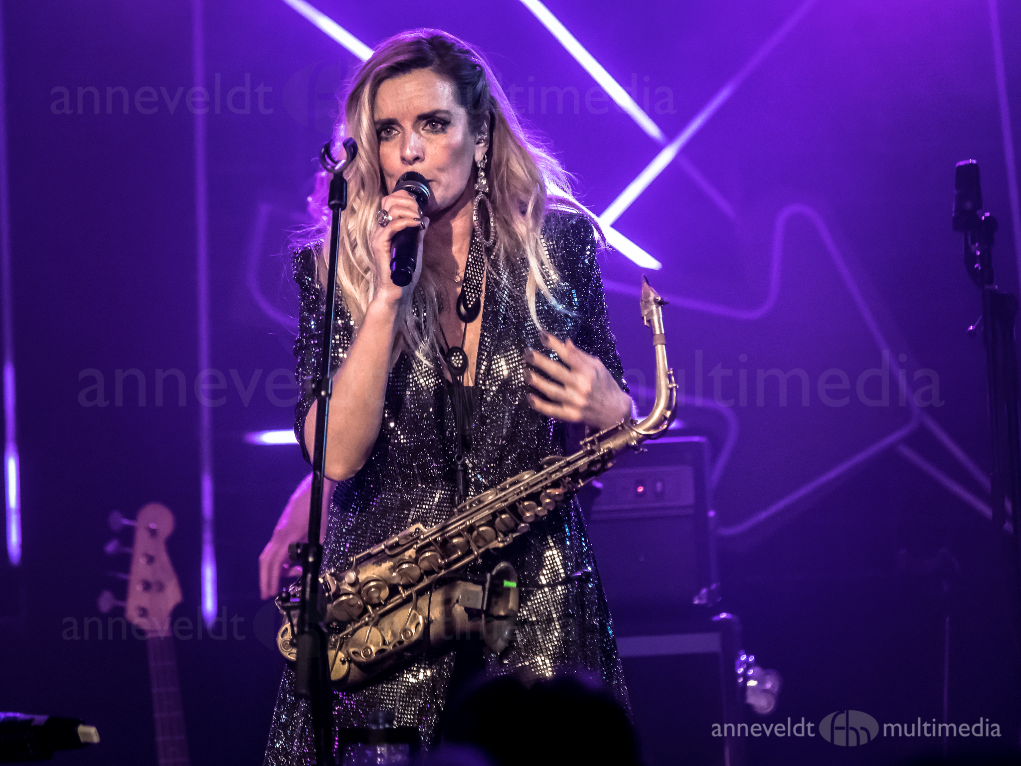Candy dulfer at De Pul
