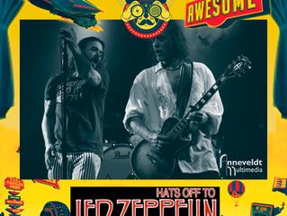 Hats off to Led Zeppelin op Paaspop !!