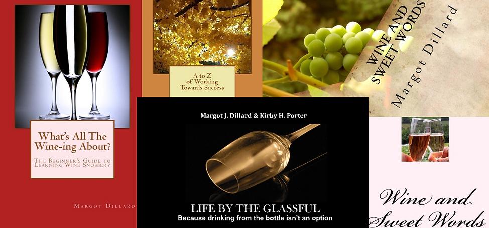 Margot Dillard, wordscriber books