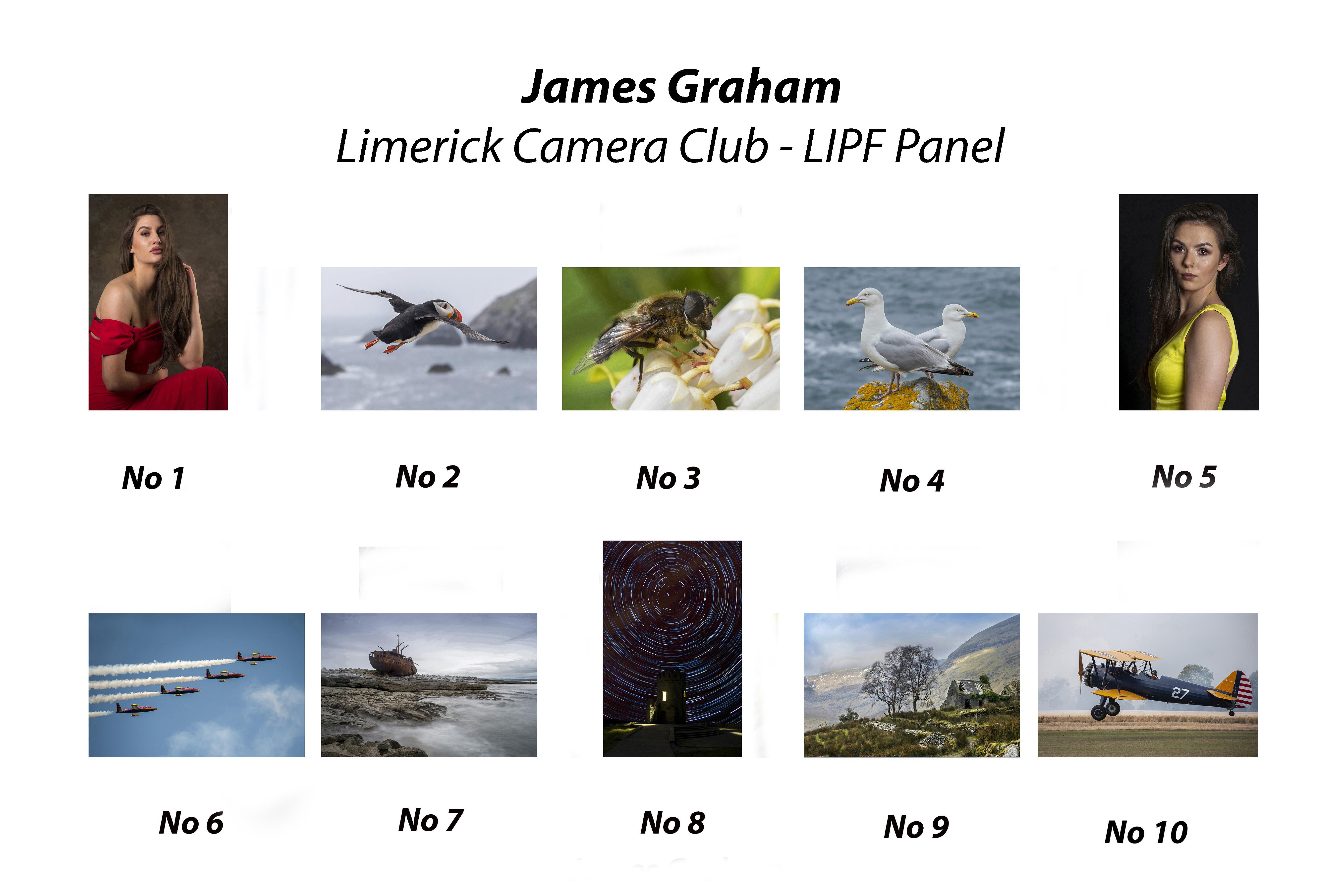 LIPF PANEL James Graham