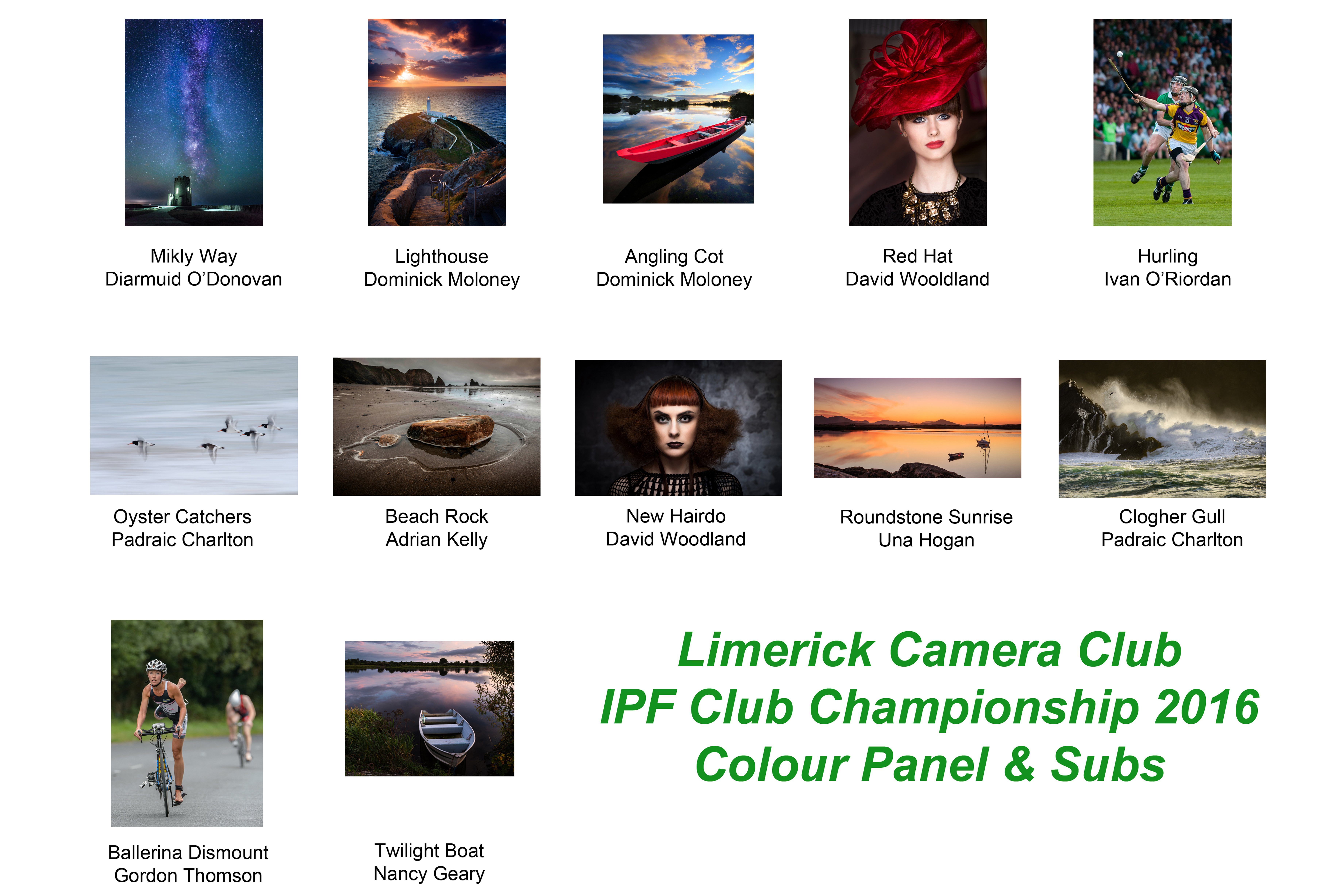 IPF Club Championships 2016 - Colour