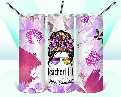 TeacherLIFE Purple/Pink