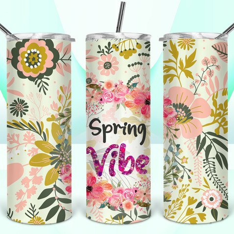 Spring/Summer Tumblers