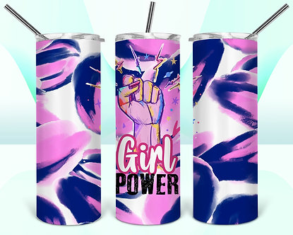 Girl Power-Fist