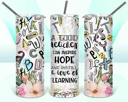 Good Teacher Can Inspire