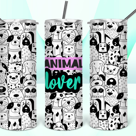 Animal Lover Tumblers