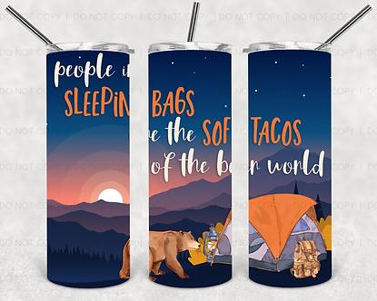 Soft Tacos of the Bear World