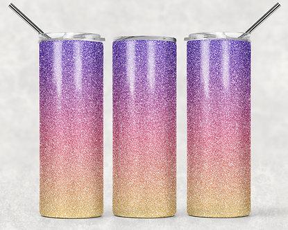 Ombre Glitter