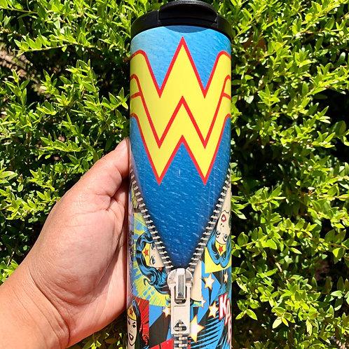 17 oz Wonder Woman Tumbler(Advance Imaging)