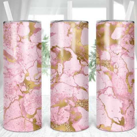 Marble Tumblers